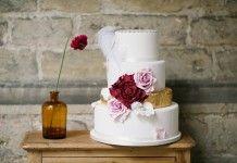 16 Perfect Romantic Vintage Wedding Cakes