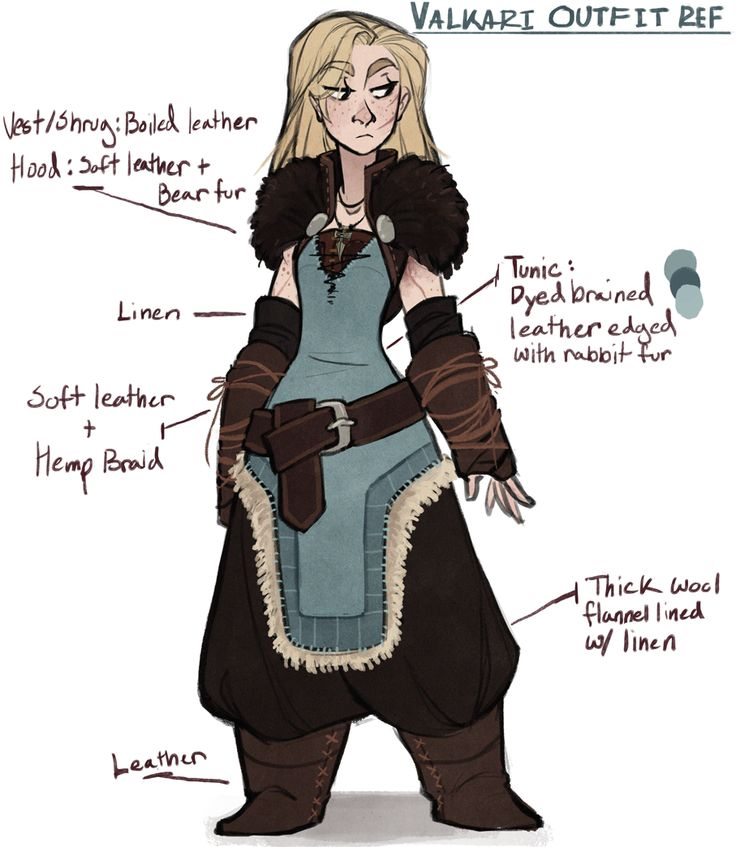 Character Design Prompts : Valkeri a skyrim oc made by the orator on tumblr eff