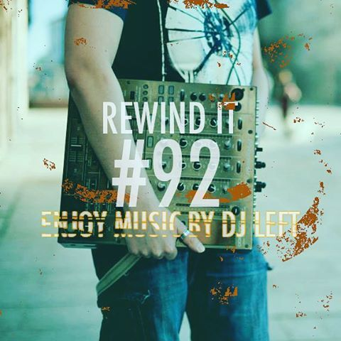 #rewindit #92 (20-08-15) #enjoy #music by #djleft at #altitude #radio #fm  #exclusive #djset #weekly #radioshow #eastlondon #stokenewington #portugal #uk #housemusic #techno #electronic #culture #thursday #mix