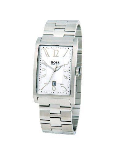 Hugo Boss Stainless Steel Mens Watch HB1512165 Hugo Boss. $279.40. Date Window. Save 45% Off!