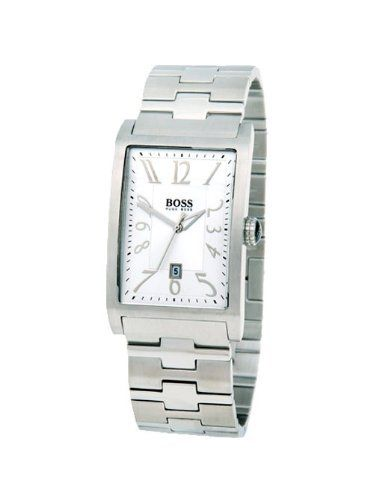 Hugo Boss Stainless Steel Mens Watch HB1512165 Hugo Boss. $279.40. Date Window. Save 45% Off!