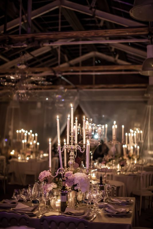 Greenhouse wedding in Bologna, Italy