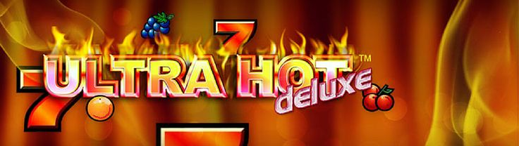 Ultra Hot Deluxe Slot Game - The Ultra Hot Deluxe slot game remembers of the old mechanical slots. The 3 reels, 5 lines and the ability to play for free and double-ups will make you enjoy the classic casino experience!