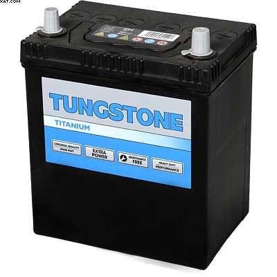 019 Titanium Car Battery 100Ah