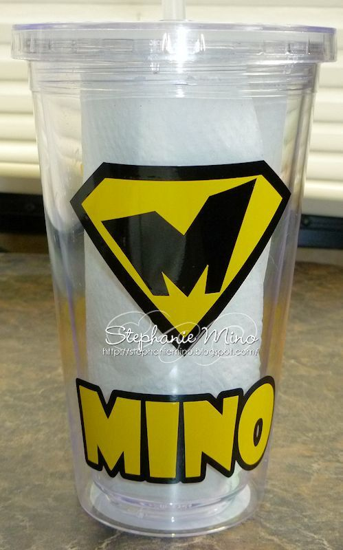Personalized Teacher Tumbler by stephanie932 on Etsy, $12.00