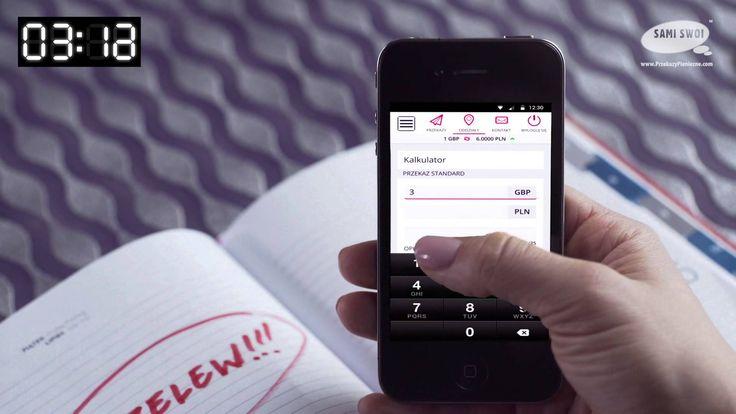 Genialna aplikacja do przekazów pieniężnych z UK do Polski w Sami Swoi