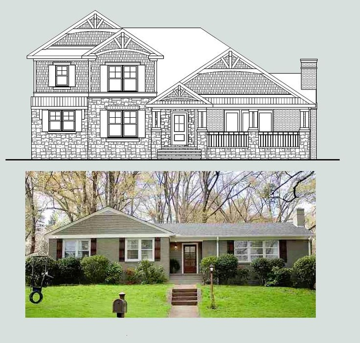 Two Story Addition Ideas: Southgate Residential: 11/01/2012 - 12/01/2012