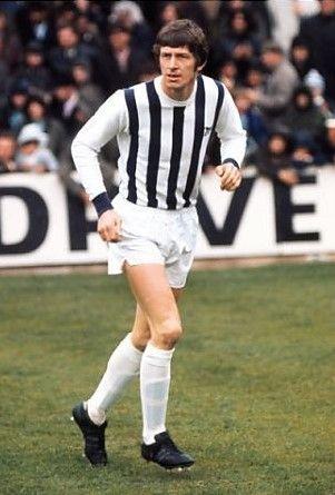 John Wile West Bromwich Albion 1971
