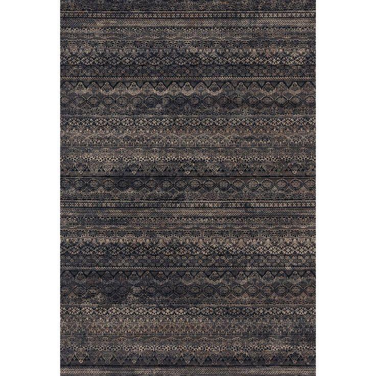 Ковер черного цвета узоры Laguna #carpet #carpets #rugs #rug #interior #designer #ковер #ковры #дизайн #marqis