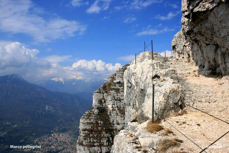 Itinerary to hike on Mount Cengio - Asiago