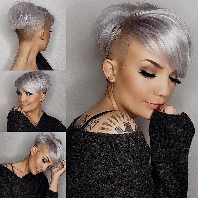 16++ Short metal haircuts information