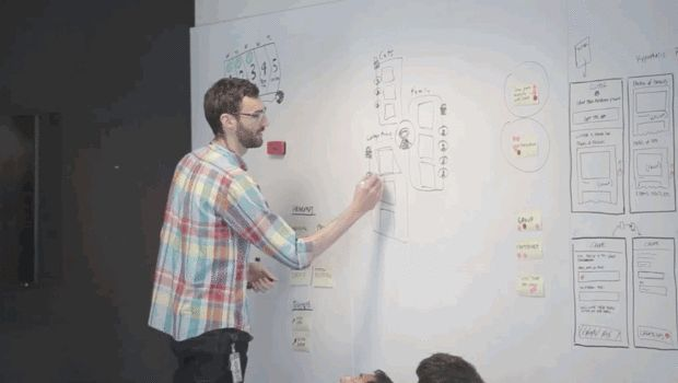 Want to foster creativity? Skip the foosball table and opt for a war room instead. Google Ventures's Jake Knapp shows you how. Plus: a peek inside Google Ventures's own war room