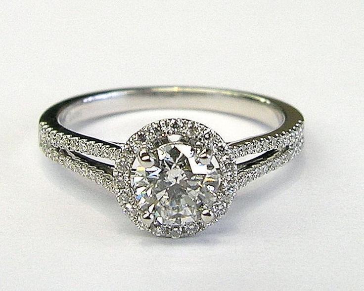 51 Best Diamond Engagement Rings Images On Pinterest Diamond