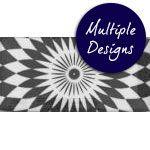 Mono Patchwork Metro Tiles Tiles Geometro Brick & Metro Tiles 150x75x7mm from Walls and Floors. Mono Patchwork Metro Tiles   Walls and Floors - Sold Per Sqm