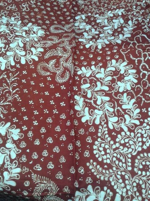 Batik lasem latohan