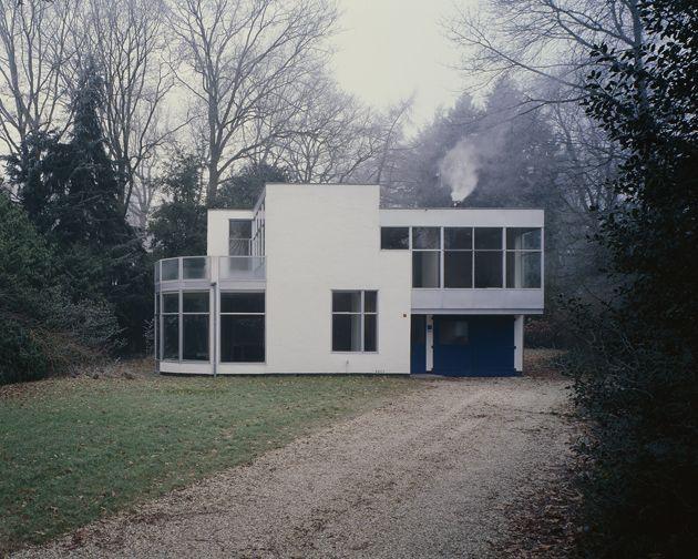 Kim Zwarts @ Hidebrand House, Blaricum, 2001