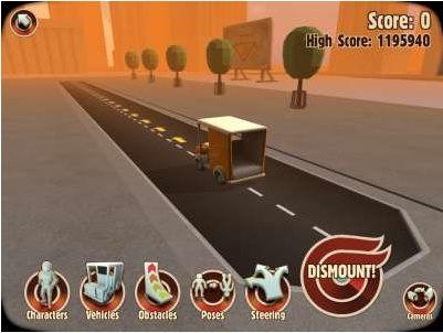 Turbo Dismount - v 1.5.0 (2014) Turbo Dismount взломанная поиграть и скачнуть