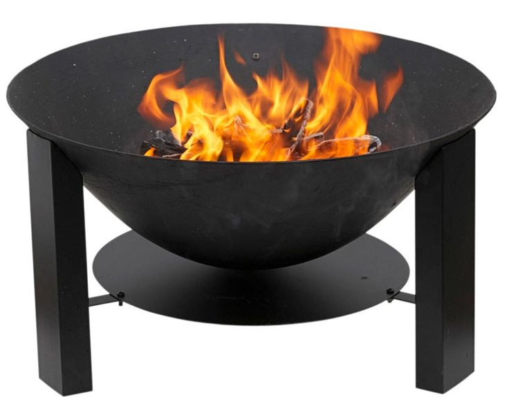 Heat up your patio or balcony with a modern fire pit – a great way to make sure you're still utilising your outdoor space throughout the cooler months