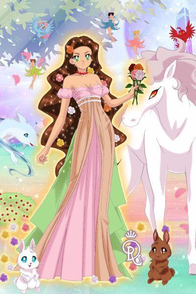 Persephone the goddess of spring