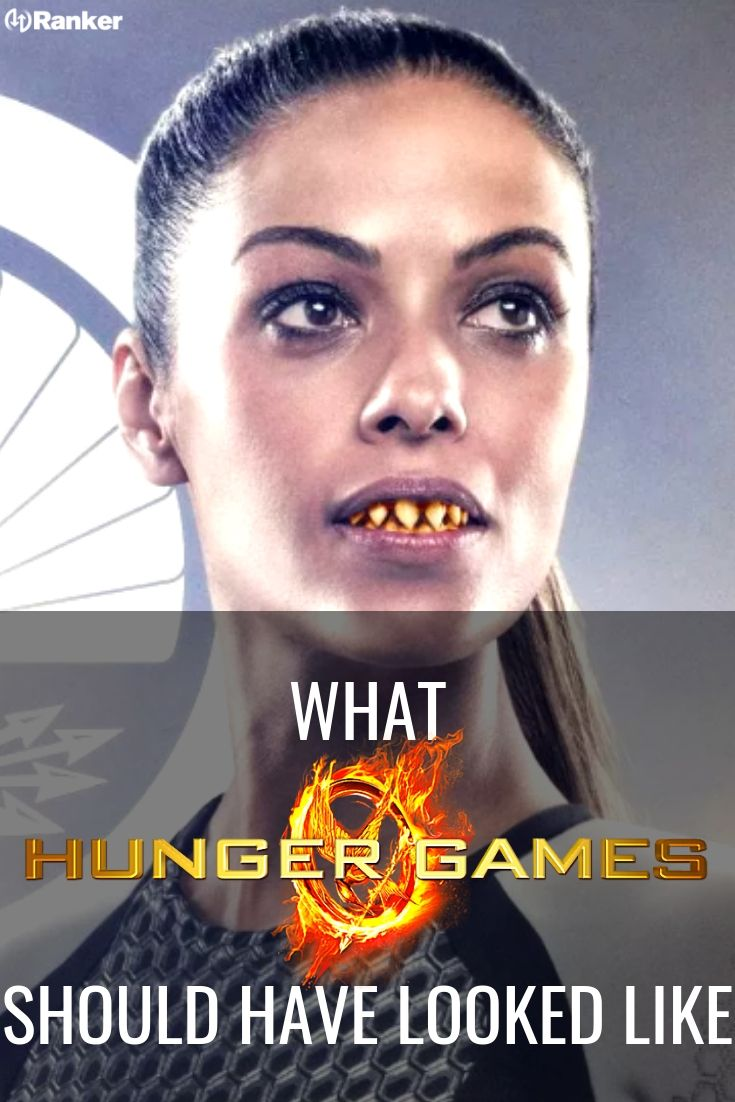 What The Hunger Games Should Have Looked Like In The Movies