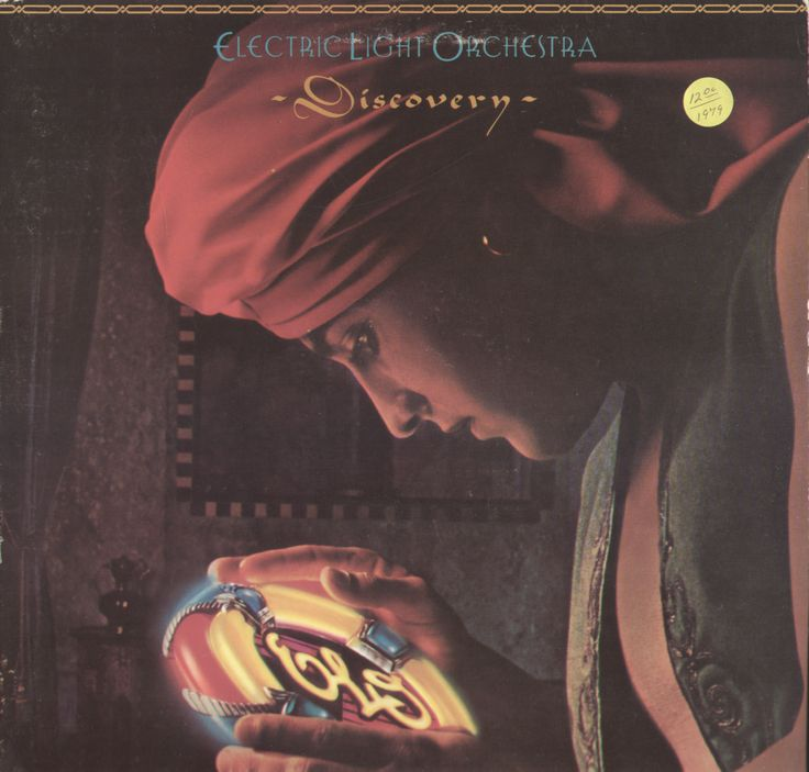 Electric Light Orchestra's Discovery Vinyl Record Album