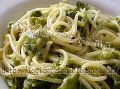 Pasta al Gorgonzola e Verza