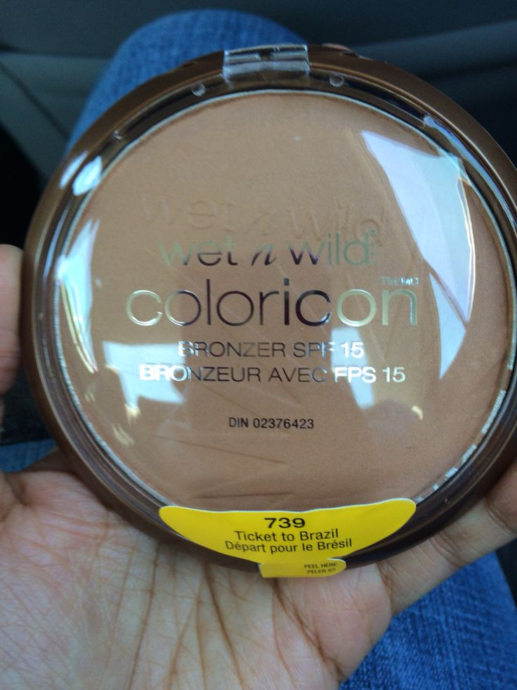 Wet N Wild bronzer in Ticket to Brazil. Heard this was a dupe for NARS bronzer in Casino.