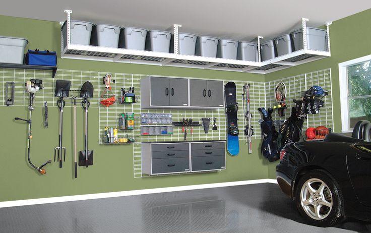 Loft It Up Garage Storage & More - Garage Grids