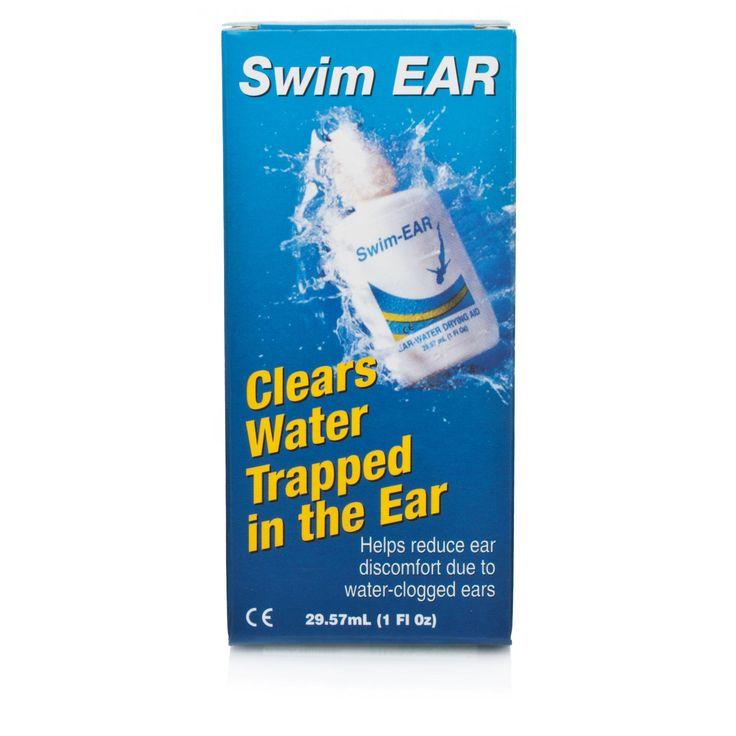 Swim-Ear Drops