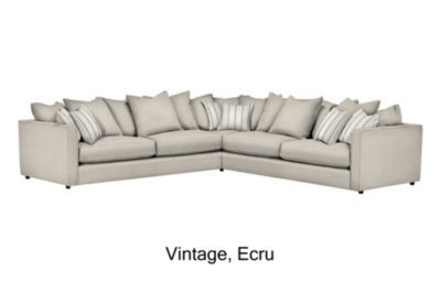 M&S Scrunch Extra Large Corner Sofa  £3499.30