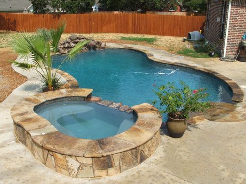 25 best pools images on pinterest backyard ideas dream for Leslie pool garden grove
