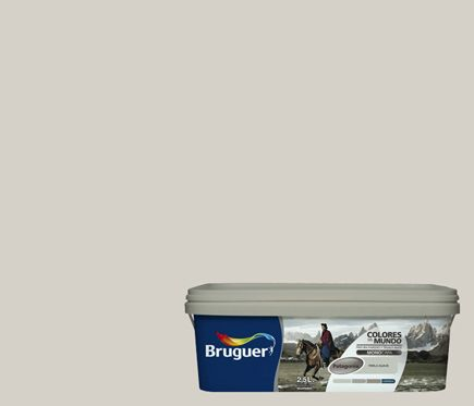 Bruguer colores del mundo patagonia perla suave colores - Colores del mundo de bruguer ...