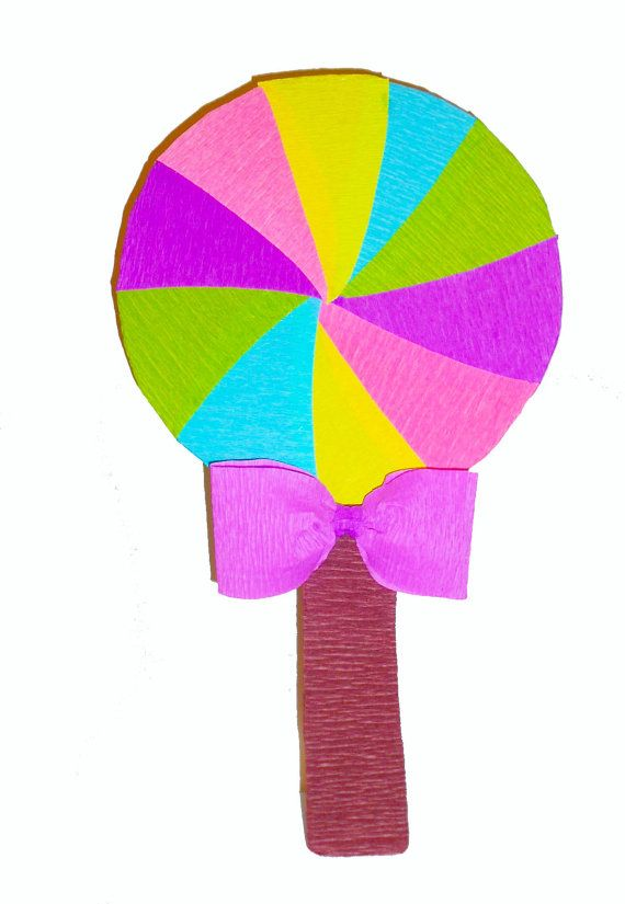 Hey, I found this really awesome Etsy listing at https://www.etsy.com/listing/168571931/lollipop-pinata-candy-birthday-party
