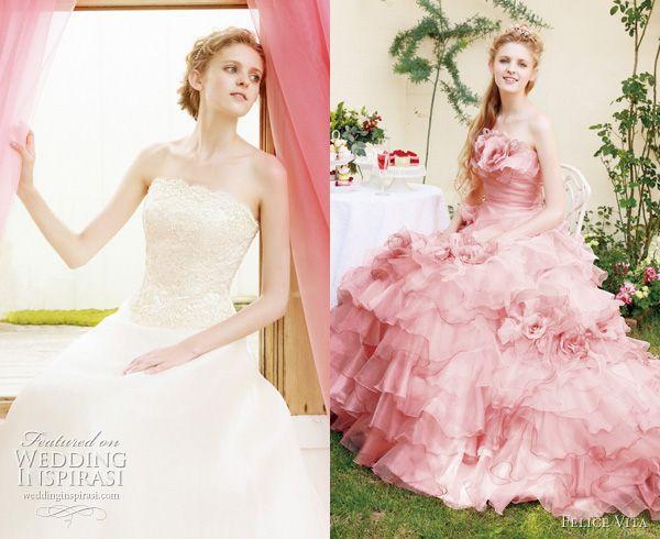 Felice Vita Wedding Dresses | Wedding Inspirasi