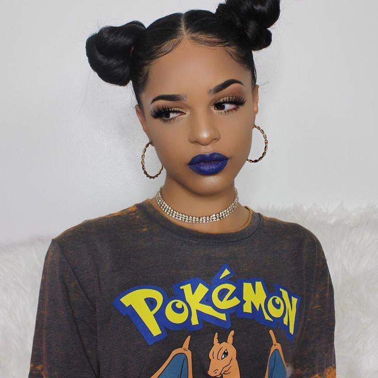 Best 25+ Blue lipstick ideas on Pinterest | Blue lips ... Usher Afro The Voice
