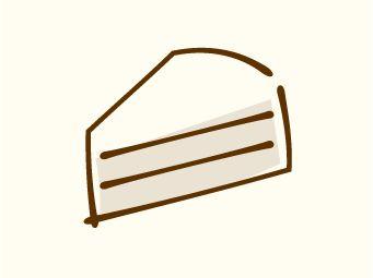 Mektig snickerskake med sprø bunn og rund smak