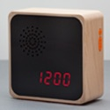 Finally a simple alarm clock w/iPod hookup.