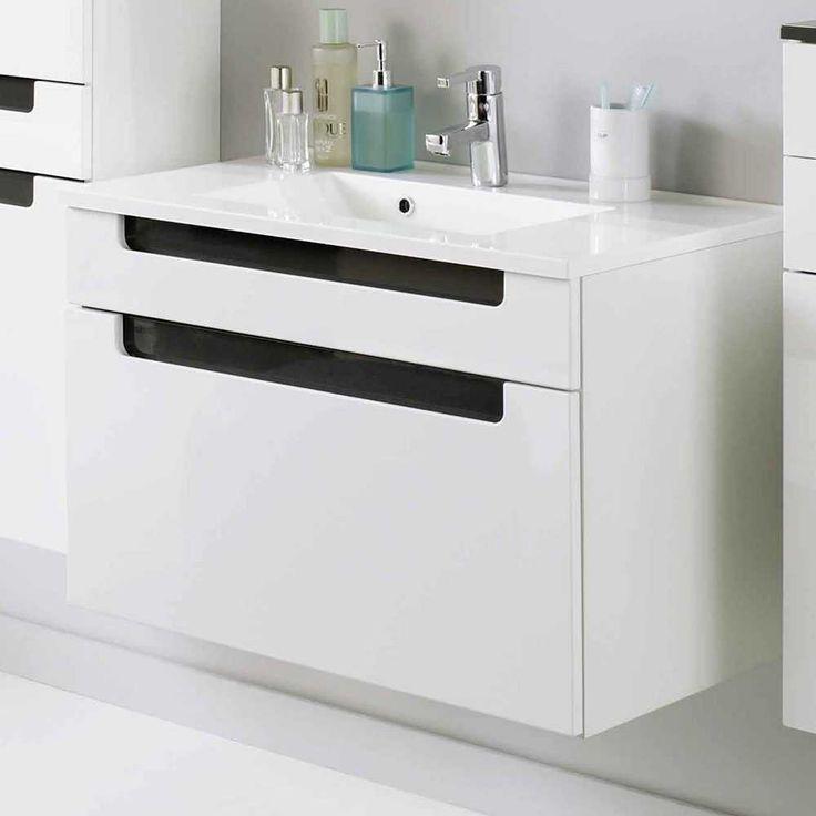 25+ melhores ideias de Unterschrank waschbecken no Pinterest - badezimmer design massiv blox