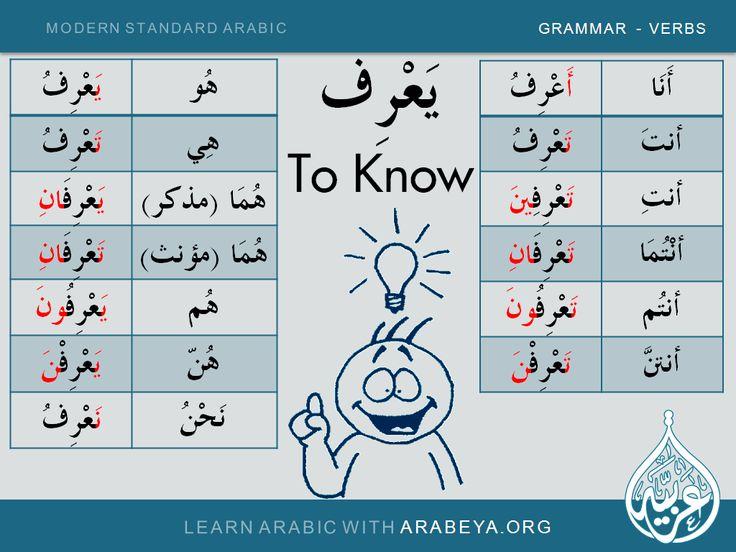 Learn standard arabic