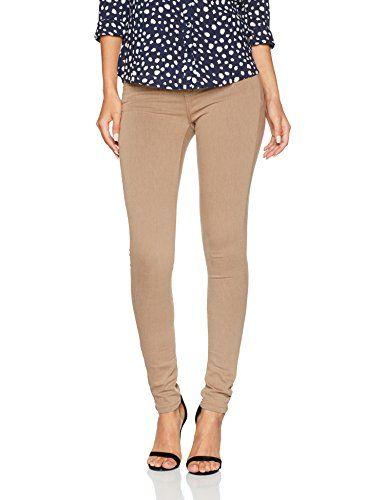 LPB Woman Pantalon Skinny Jean Femme Marron (Chataigne) W28 (Taille  Fabricant  38 bd98c4ab8ffd