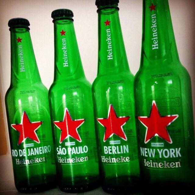 Cerveza Heineken - Holanda