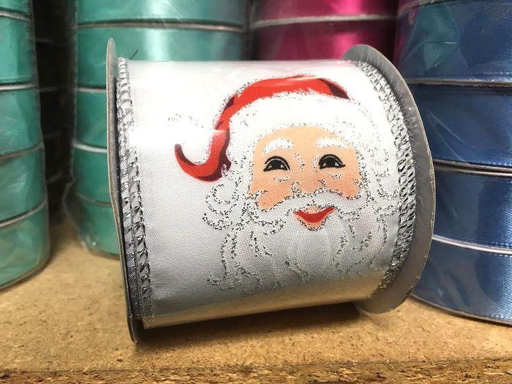 Karácsonyi textilszalag