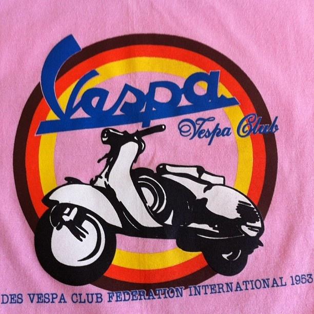 #vespa_club #scooter #vintage