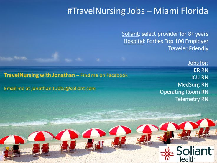 Panama City Beach Florida Nursing Jobs