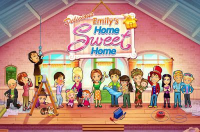 Delicious 11 - Emily's Home Sweet Home: a walkthrough of the eleventh game in the series!