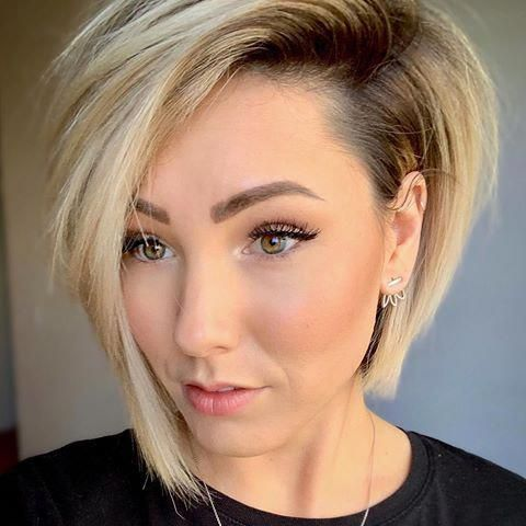 77 best bob styles of 2019 in 2020  edgy haircuts bobs