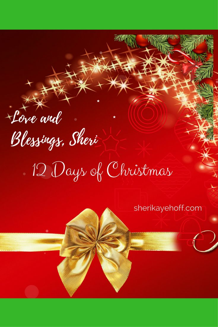 Happy 12 days of Christmas! Welcome to this year's holiday blogging event. It's that time of year on my blog where I post every day for 12 days with inspiration, motivation, blessings, and strategies for you as you live each day of your amazing life and as you create your own unique path to success. Each day, I will also include a special offer, a freebie, or a quick audio to lift your spirits and inspire you. Please join my free facebook group and comment on each day's blog. The rules