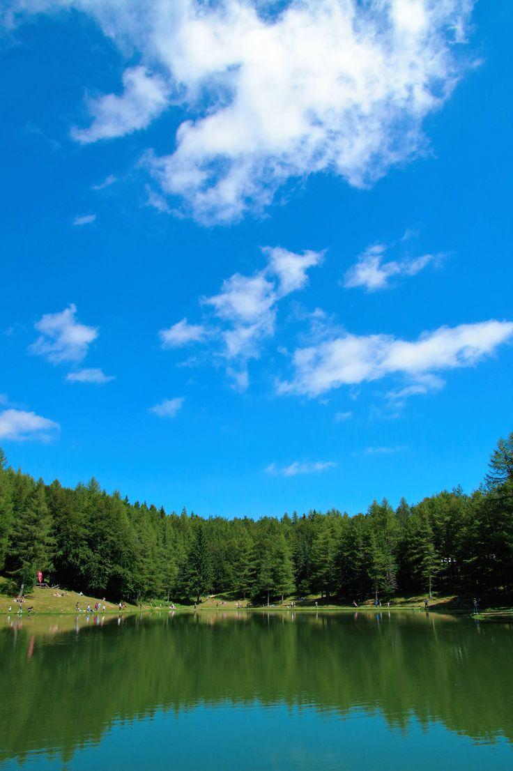 Il lago della Ninfa