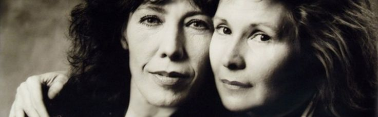Lily Tomlin & Jane Wagner (together since 1971)