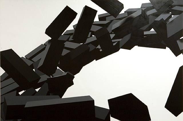 Rodrigo Echeverri Calero - Hechos Aislados - Arte Colombia - Informacion de la Obra